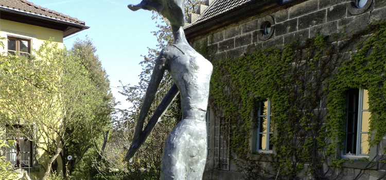 Berührendes Tanz Körper Atem Würzburg Andrea Schnupp